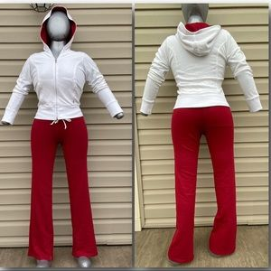 Abercrombie and Fitch Cotton Blend Tracksuit